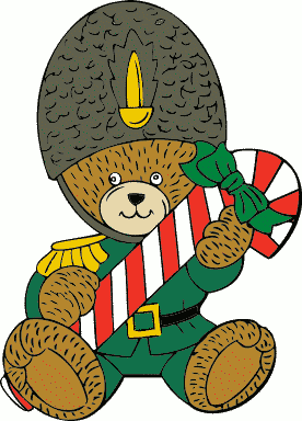 276x384 Army Clipart Christmas