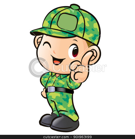 Military Clipart Army