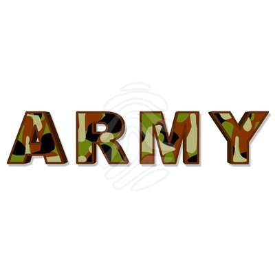 400x400 Military Clip Art Army Free