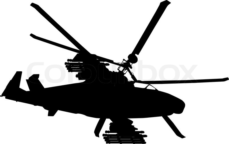 800x503 Flying Helicopter Stock Vector Colourbox
