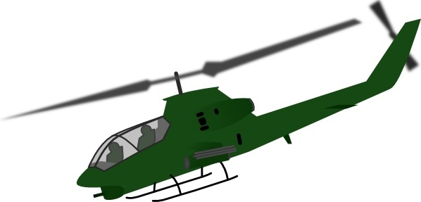 598x287 Vector Attack Helicopter Free Vector Download (130 Free Vector