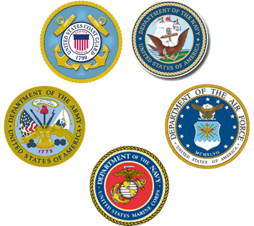 862x768 Free Military Insignia Clipart