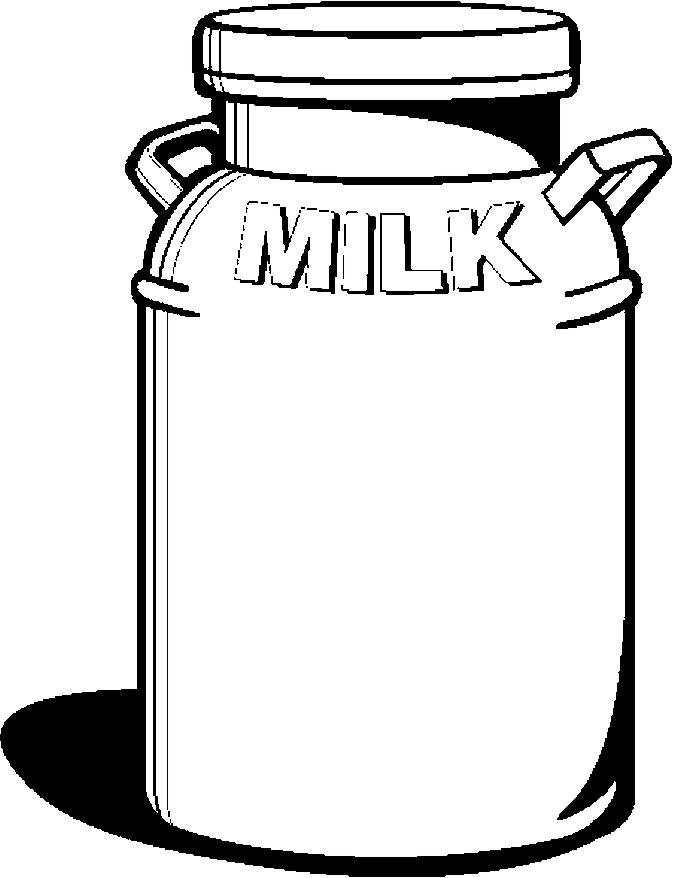 675x878 Milk Clipart Milk Can