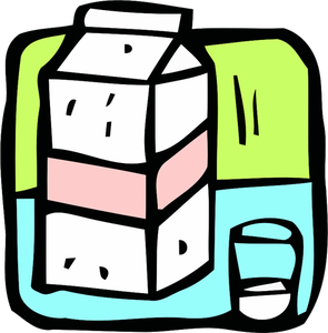 295x300 234 Milk Carton Clip Art Free Public Domain Vectors