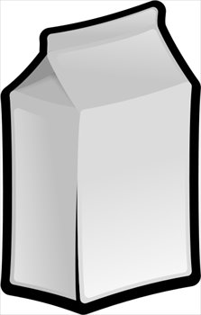 223x350 Free Milk Carton Large Clipart