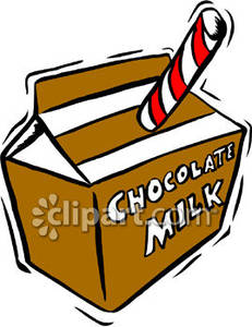 231x300 School Milk Carton Clipart