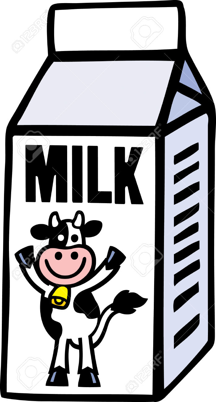 698x1300 Best Milk Carton Clip Art