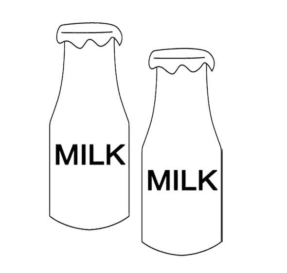 590x563 Milk Clipart Milk Jug