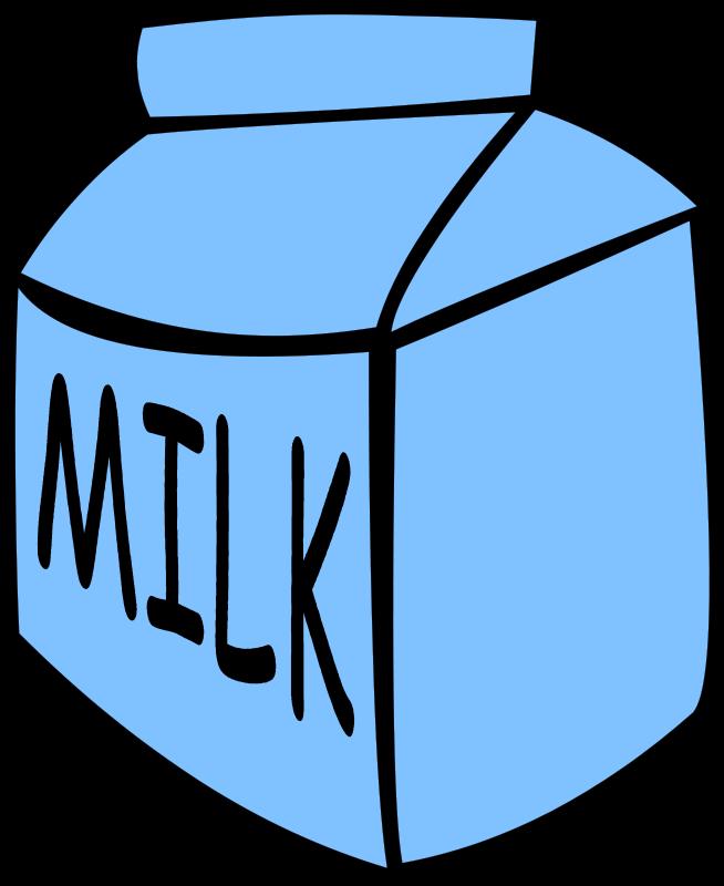 654x800 Best Milk Carton Clip Art