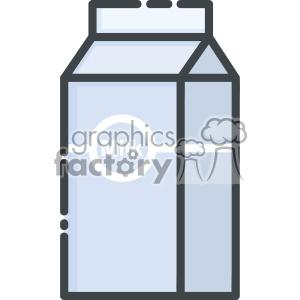 300x300 Royalty Free Milk Carton Vector Clip Art Images 403855 Vector Clip