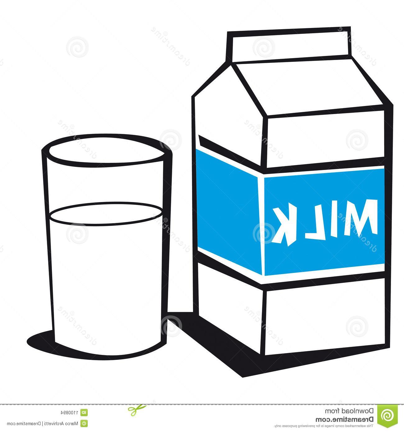 1300x1390 Best 15 Milk Carton Clip Art Illustrations Cartoons Vector