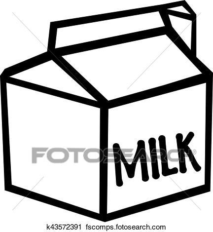 432x470 Milk Carton Clipart Eps Images. 1,806 Milk Carton Clip Art Vector
