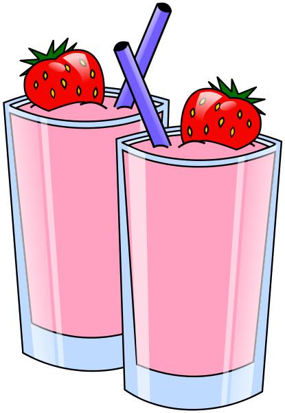 415x600 Milkshake Clipart Ice Cream Shake
