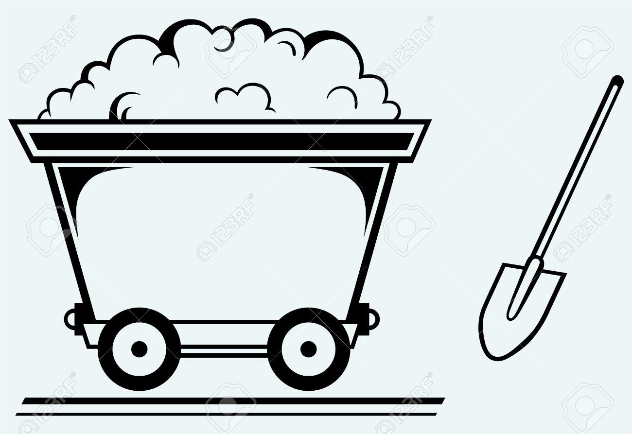 1300x893 Cart Clipart Mine Cart