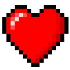 225x225 Piq Pixel Art Minecraft Apple By Minecraft Art Kulekutt