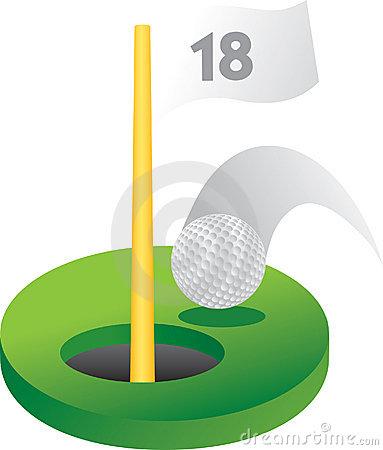 383x450 Hole Golf Clipart, Explore Pictures