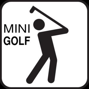 300x300 Mini Golf Clip Art