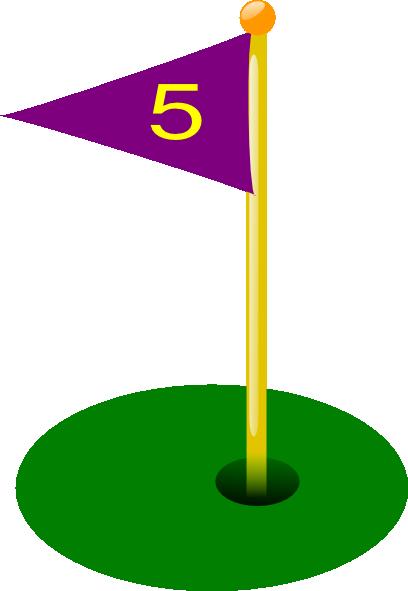 408x591 Mini Golf Clip Art 2