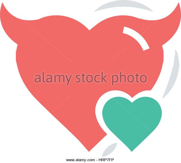 598x540 Evil Green Hearts Clipart