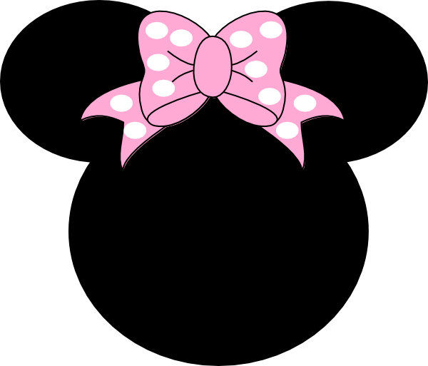 600x513 Mini Mouse Clipart