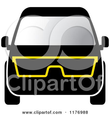 450x470 Minivan Clipart