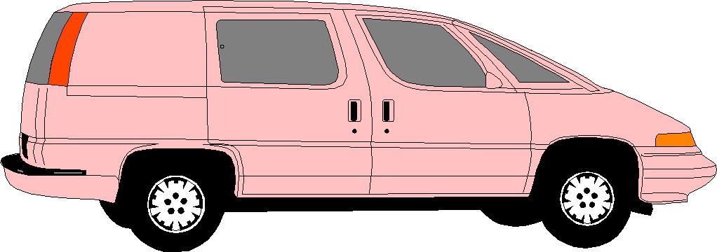 1022x360 Vans Clipart Passenger Van