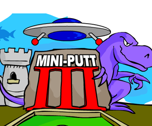 300x250 4 Player Mini Golf
