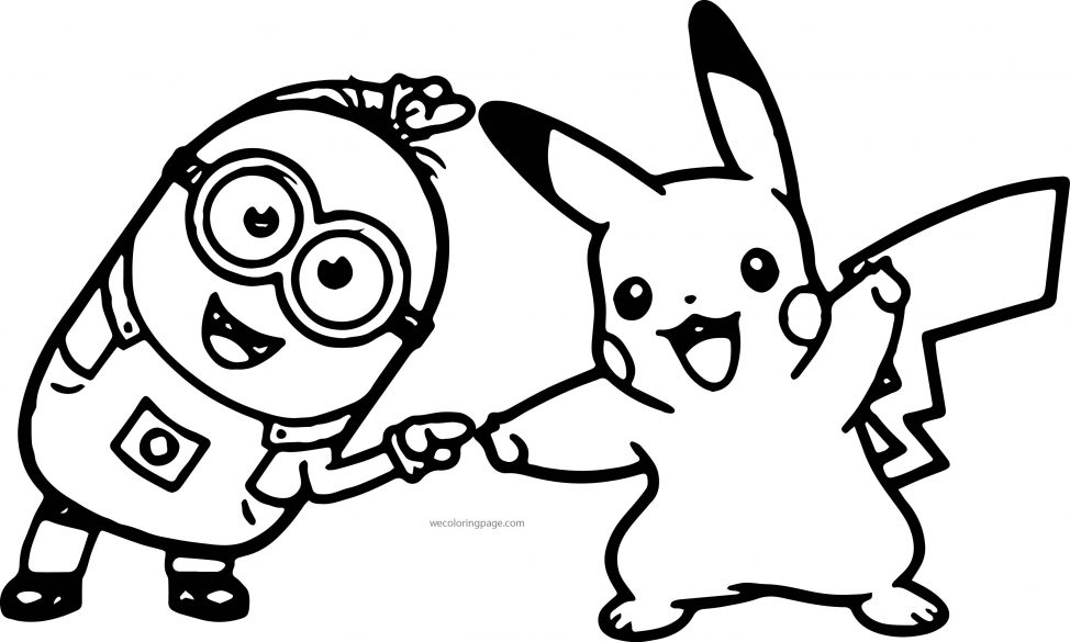 coloring pages minions angen - photo#3