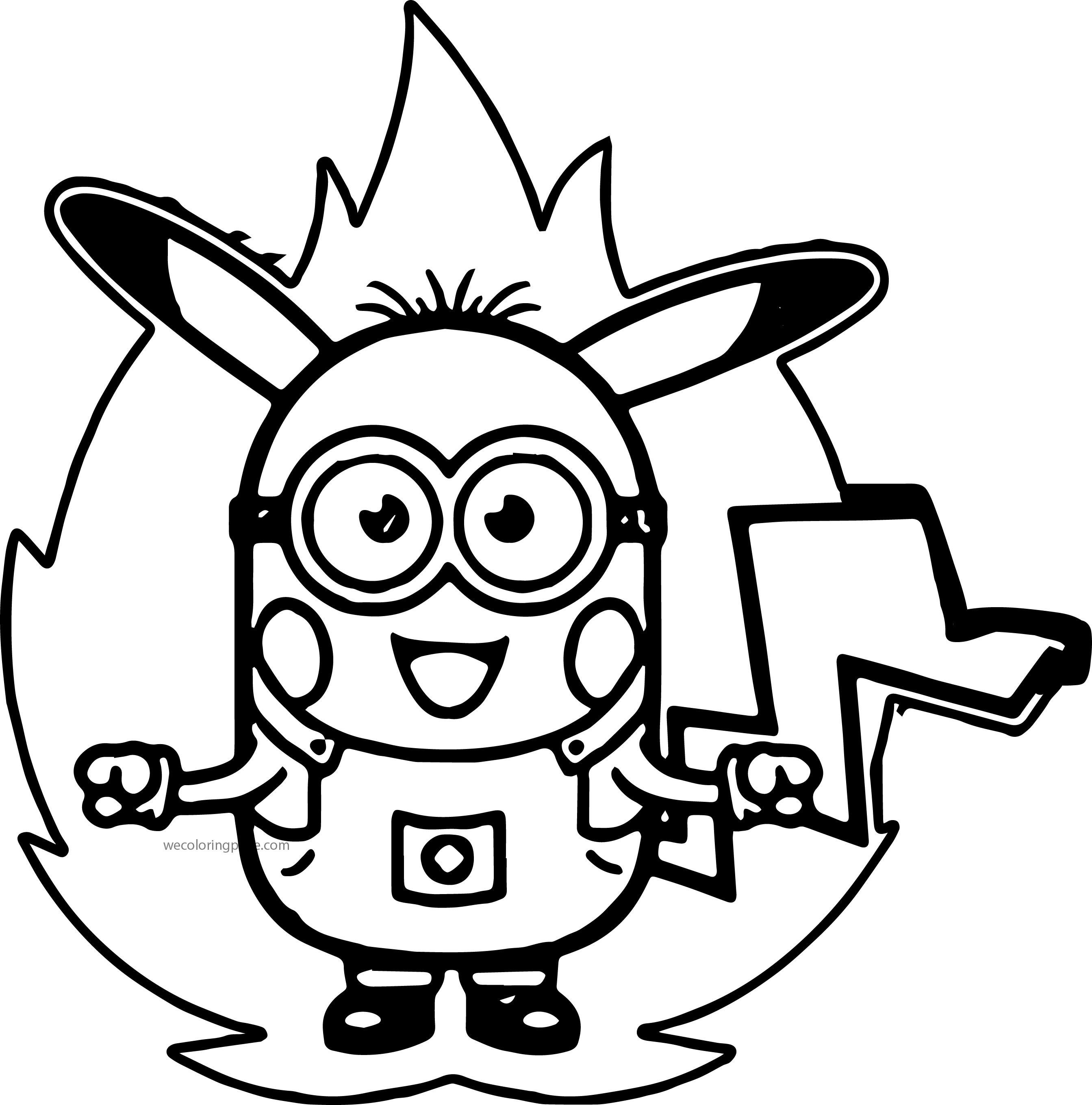 Minion Coloring Pages | Free download best Minion Coloring Pages on ...