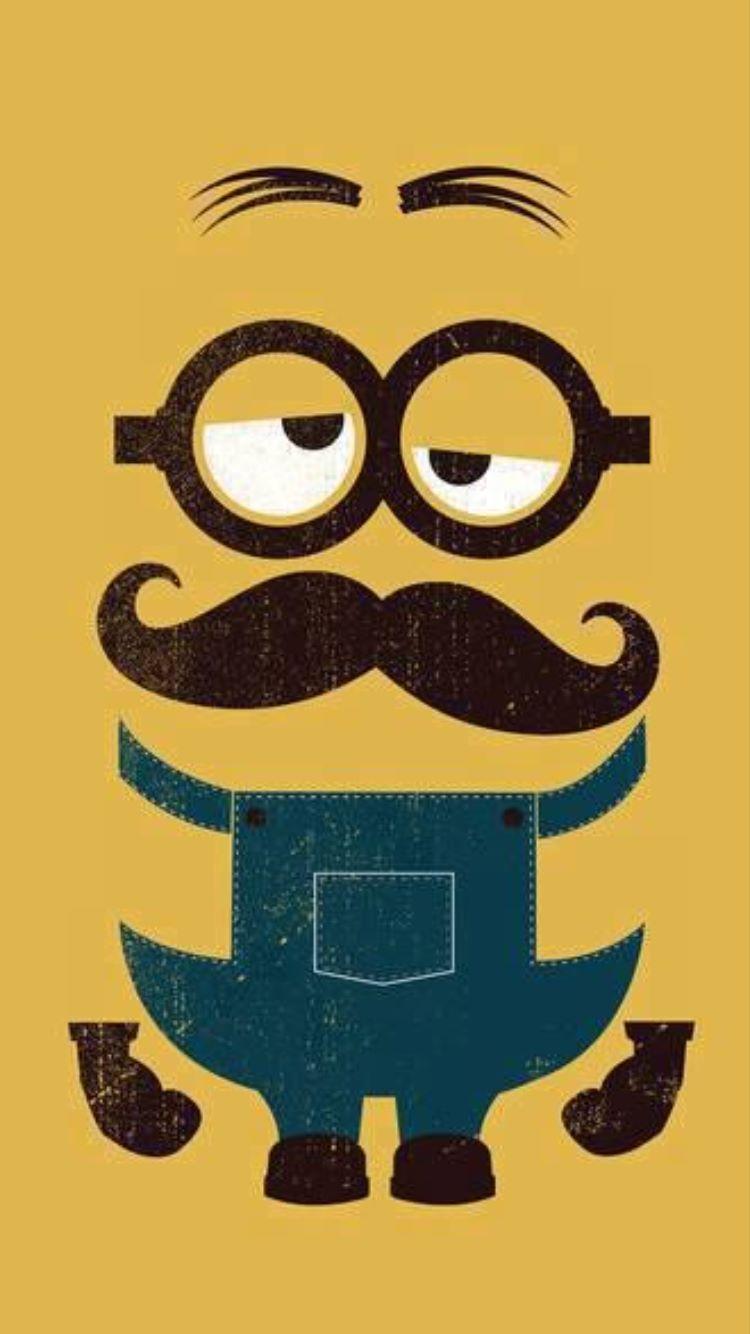 Minion Mustache Cliparts | Free download best Minion Mustache ...