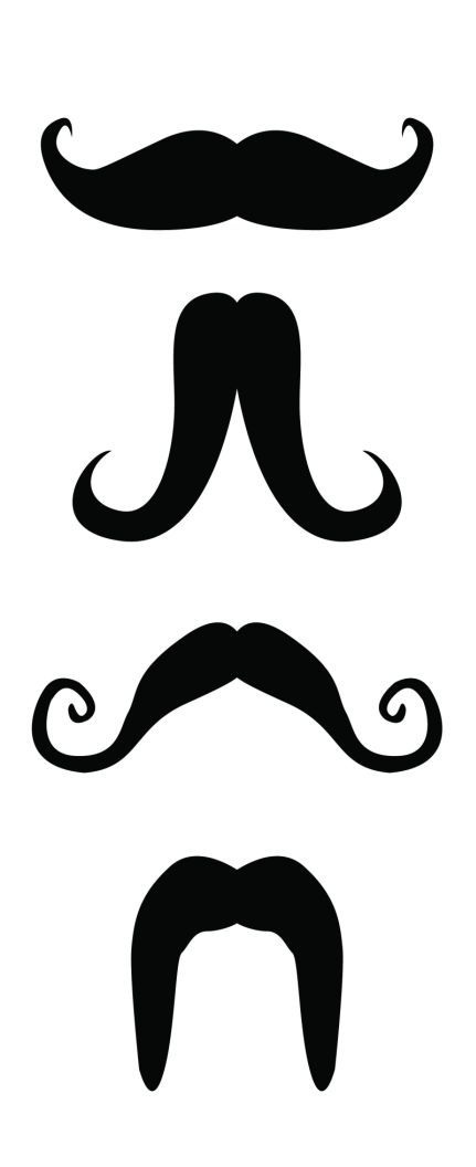 431x1056 Best Moustaches Ideas Diy Apps, Diy School