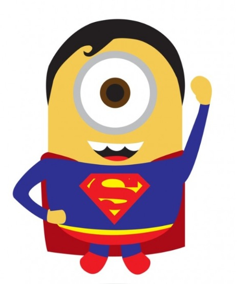 467x555 Minion Superheroes @sandra Pendle Pendle Perez So You Can Make