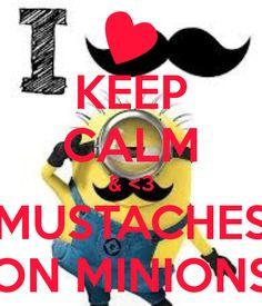 236x275 Minions Mustache Minions