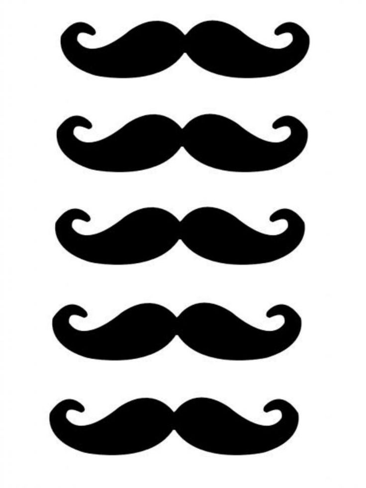 736x981 105 Best I Want A Moustache Images Black, Free