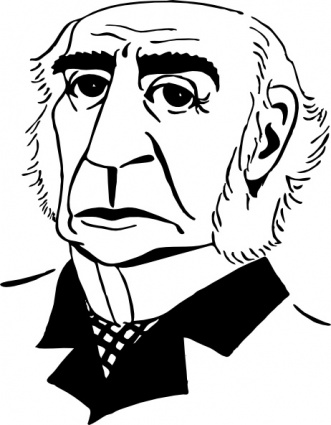 331x425 William Gladstone Clip Art Vector, Free Vectors