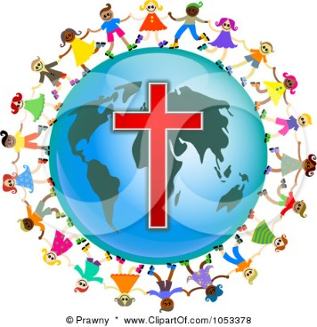 356x368 Christian Ministry Clipart