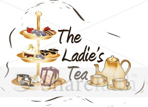 300x218 Ladies Tea Clipart Women's Ministry Word Art