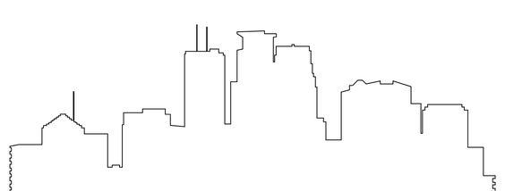 564x214 Minneapolis Skyline Carving Idea Holidays. Halloween. Nhi