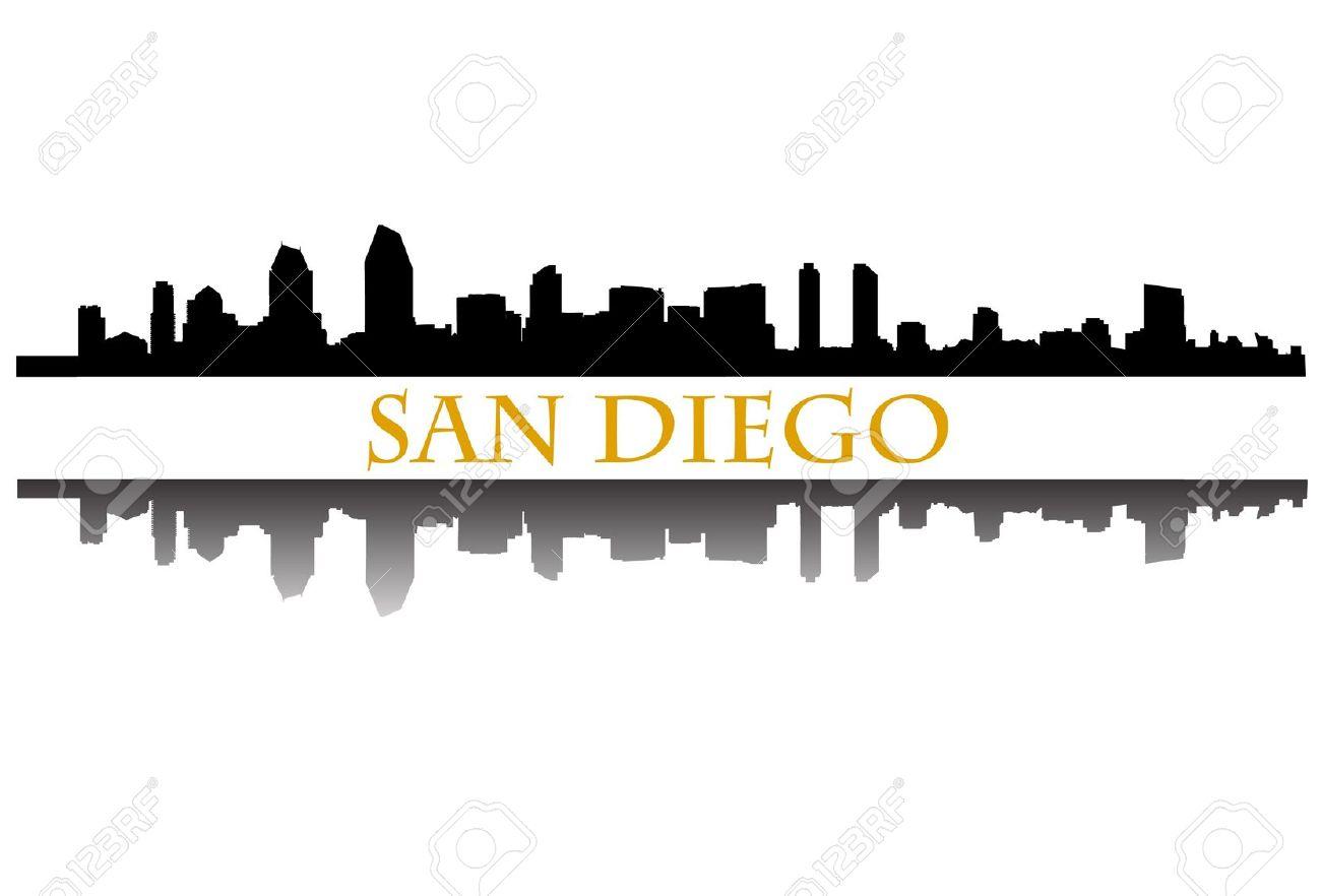 1300x882 Miami clipart san diego skyline