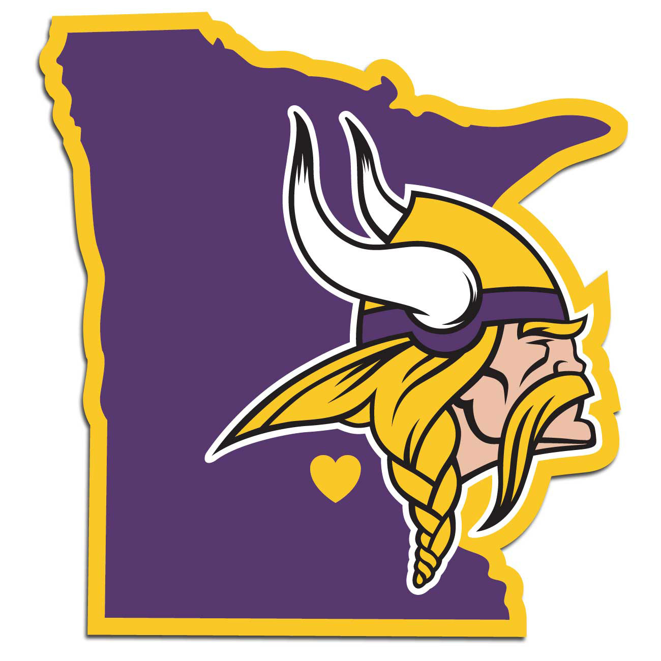 1300x1300 Minnesota Vikings Cliparts