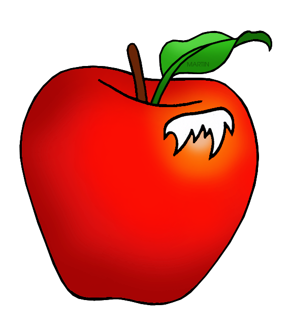 571x648 United States Clip Art By Phillip Martin, Minnesota State Fruit