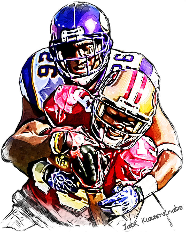 720x900 Minnesota Vikings Antoine Winfield San Francisco 49ers Ted Ginn Jr