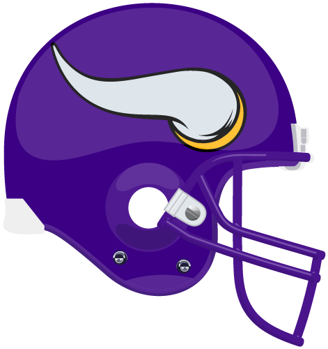 Minnesota Vikings Horned Helmets - 9500+ helmets