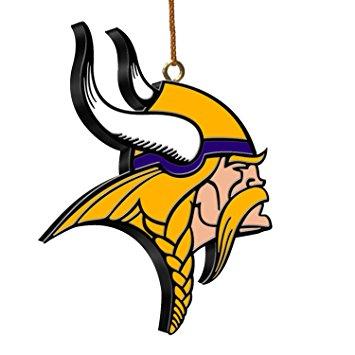355x355 Nfl Minnesota Vikings 3d Logo Orn Vikings Sports