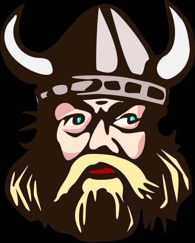 641x800 Viking Free Clipart