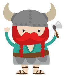 213x251 Clipart, Viking Drawing Lines Vikings, Art Clipart