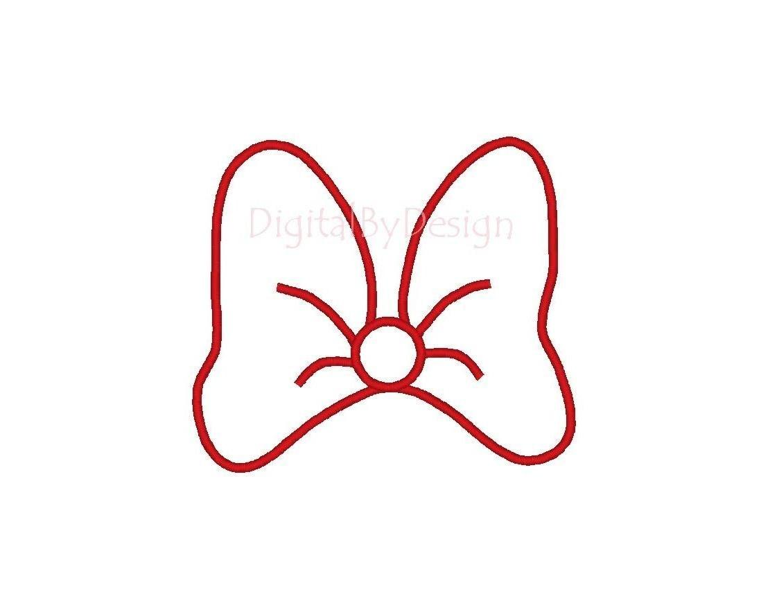 Minnie Bow Clipart