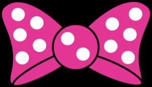 300x171 Minnie Bow Clip Art