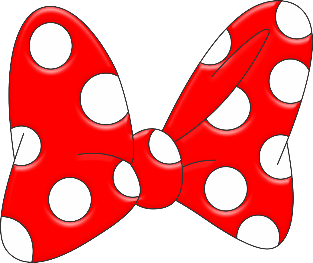 1036x870 Minnie Mouse Bow Clipart