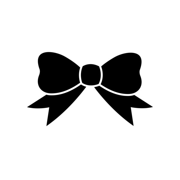 600x600 Minnie Mouse Bow Clip Art Free Clipart Images